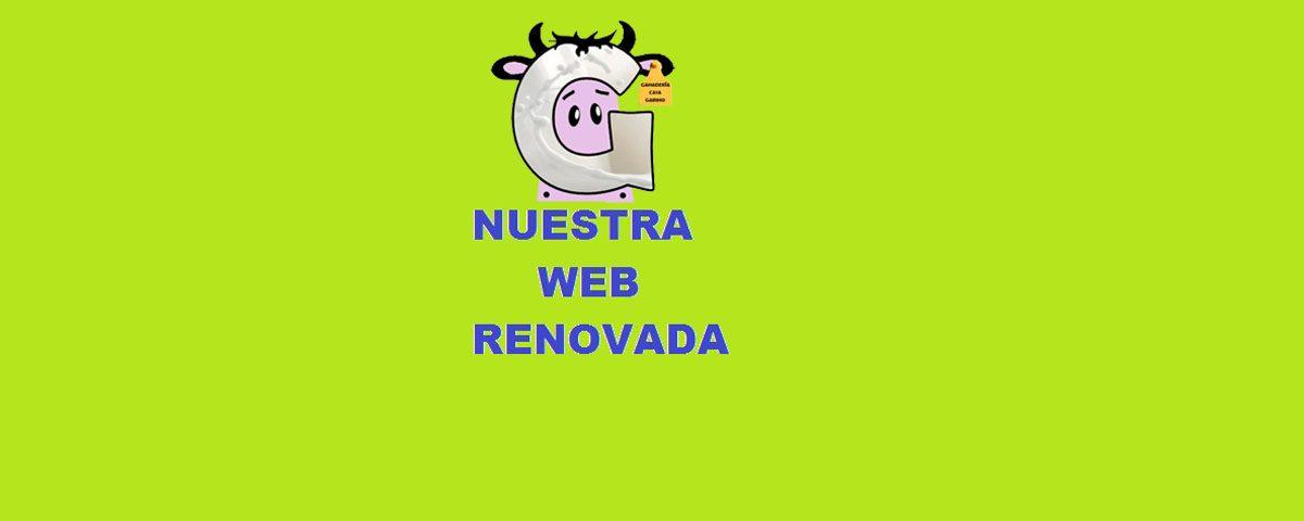 Nuestra Web Renovada